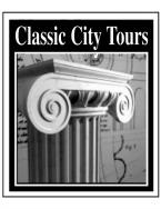 Classic City Tours logo