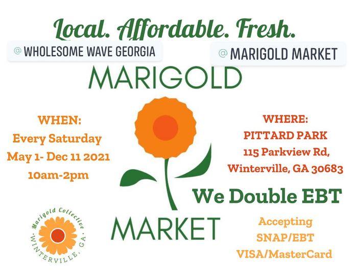marigold market 2021 promo